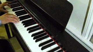 Nightwish Rest Calm piano cover acoustic instrumental