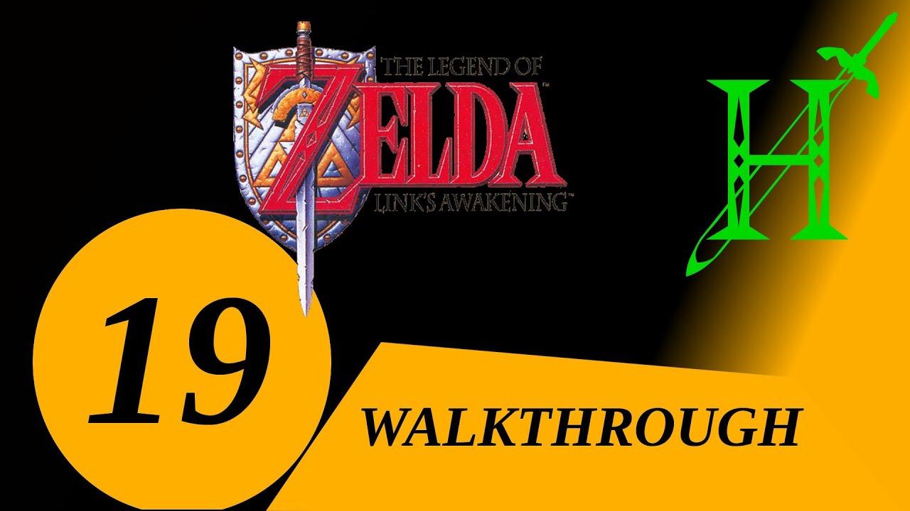 The Legend Of Zelda Link S Awakening Videos For Game Boy