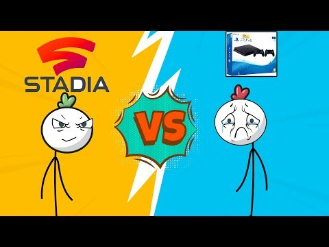 Stadia Gamers VS Non Stadia Gamers