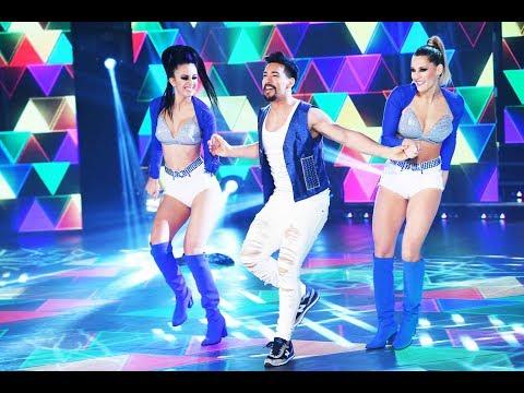 """Nai Awada, Jorge Moliniers y Mica Viciconte bailan """"Soy cordobés"""" de Rodrigo"""