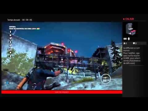Just Cause 3 #10 [Dompter un missile]