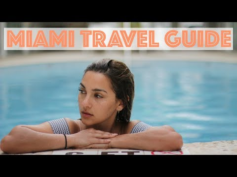 MIAMI TRAVEL GUIDE | madametamtam
