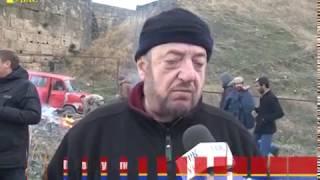 В Дербенте проходят съемки фильма о выводе советских воиск из Афганистана  «Братство»