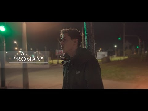 Download Youtube: Acru - Román (Videoclip Oficial)