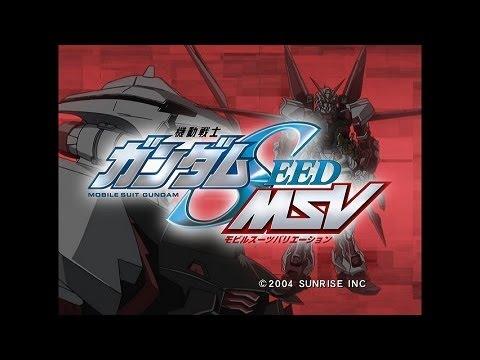 Mobile Suit Gundam SEED ASTRAY -RED FRAME & -BLUE FRAME- PV (EN・KR sub on)