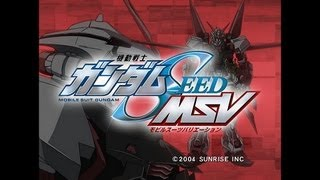 Mobile Suit Gundam SEED ASTRAY -RED FRAME & -BLUE FRAME- PV (EN・KR sub on)