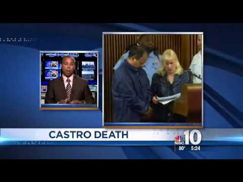 Blogged here: http://latoisonlaw.com/legal-commentary-videos/defense-attorney-commentary-cleveland-kidnapper-ariel-castro-found-hanging-in-cell/ Pennsylvanian defense attorney Enrique Latoison's video commentary SEPTEMBER 4TH NBC10 WCAU Cleveland kidnapper Ariel Castro found hanging in cell.