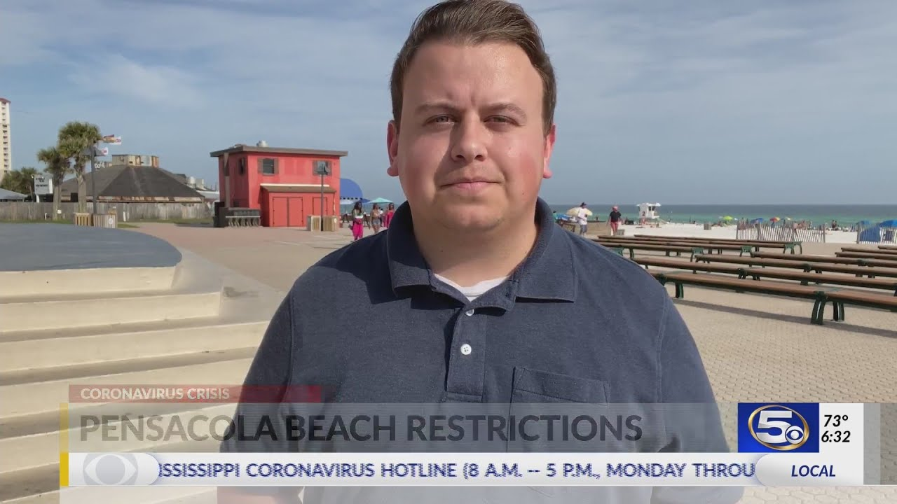 Escambia County officials implement restrictions on Pensacola ...