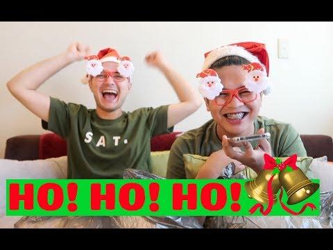 MAMSHIE NAMAMASKO PO! (Jingle Bells Challenge)