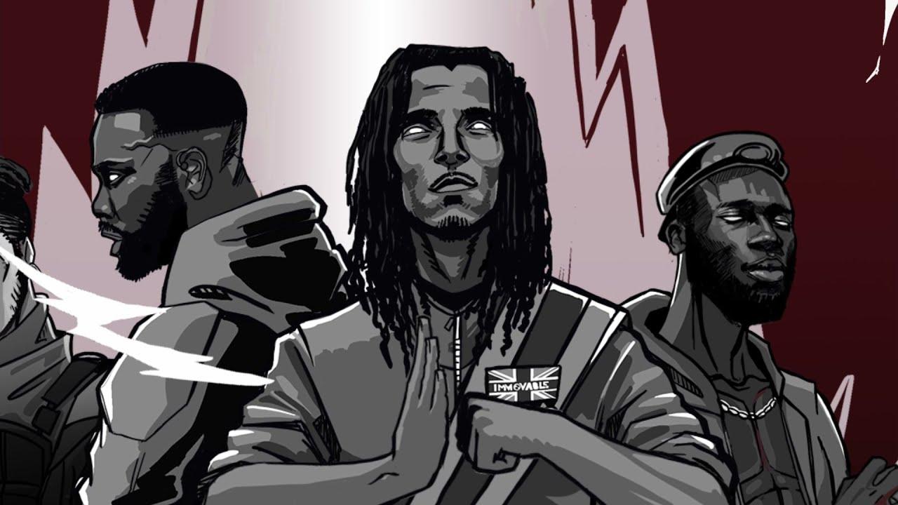 Download Swindle - BLOW YA TRUMPET feat. Knucks, Ghetts, Akala & Kojey Radical (Official Audio)