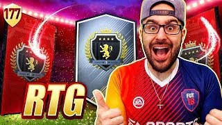 OMG MY ELITE REWARD & CHAMPIONS LEAGUE COMING TO FIFA 19 - FIFA 18 FUT DRAFT #176 RTG