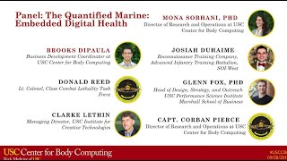 USC Body Computing Conference 2018, Landmark Study Results