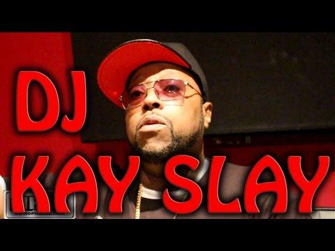 DJ KAY SLAY EXPLAINS HOW SOUTHERN HIP HOP GOT BIG & NY HIP HOP DIED + MACKLEMORE SHOWING LEGENDS LUV