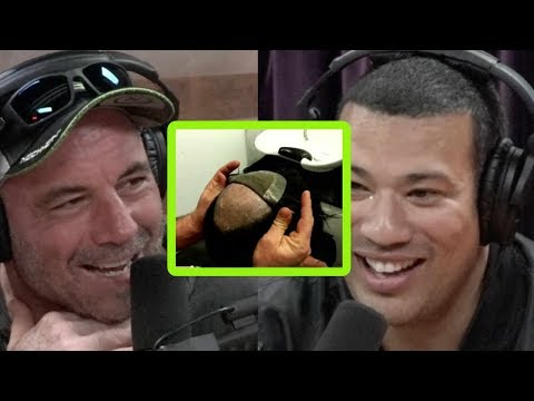 Joe Rogan Watches Crazy Men's Wigs Video