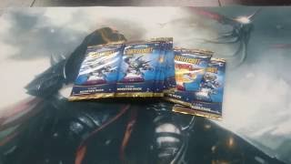 4am - Skylanders battlecast Booster Pack opening