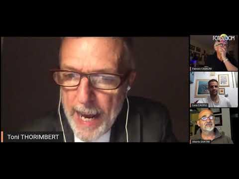 Fotozoom intervista Toni Thorimbert - giugno 2021