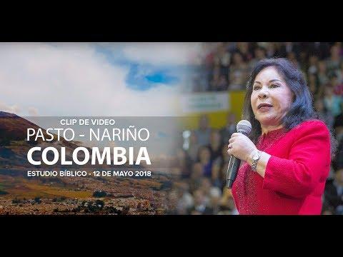 Clip de video, Estudio bíblico en Pasto - Nariño - Colombia, IDMJI
