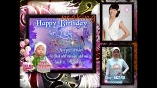 "A back up video for ""HBD Ha Ji-Won (2013) from Indonesia with LOVE (1023)"""