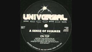A Sense Of Summer - On Top