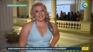 Модели plus size. Модный показ в Санкт-Петербурге. Эфир от 16.09.2016