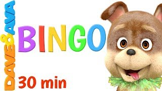 Download 🐶 Bingo & Wheels on the Bus & More Nursery Rhymes from Dave and Ava 🐶 Mp3 and Videos