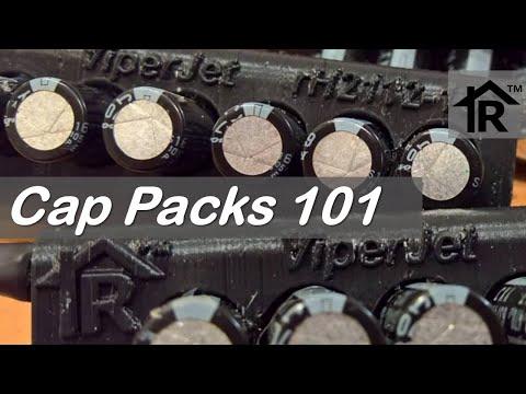 Ep. 88: Cap Packs 101