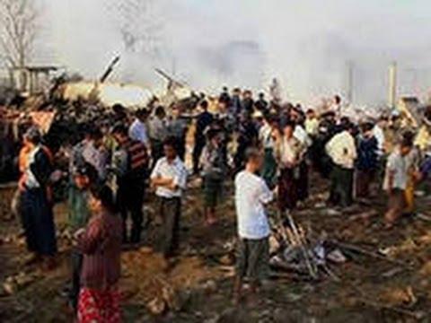 Буддисты убивают мусульман-Мир