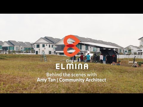 The Architects of Elmina: Community Architect – Behind The Scenes