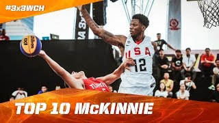 Alfonzo McKinnie - Top 10 Plays - 2016 FIBA 3x3 World Championships