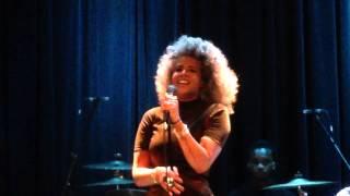 Kelis - Acapella (live in Israel)