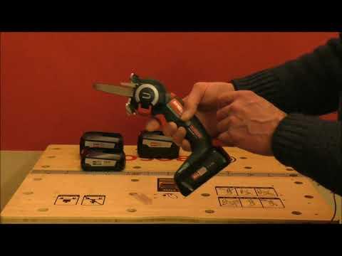 Пила Bosch NanoBlade AdvancedCut 18
