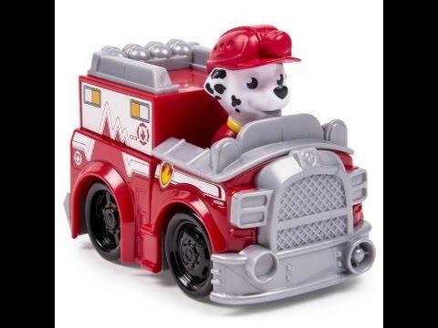 paw patrol camion de rescate bomberos de la patrulla. Black Bedroom Furniture Sets. Home Design Ideas