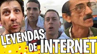 Cover images LEYENDAS DE INTERNET vol 1