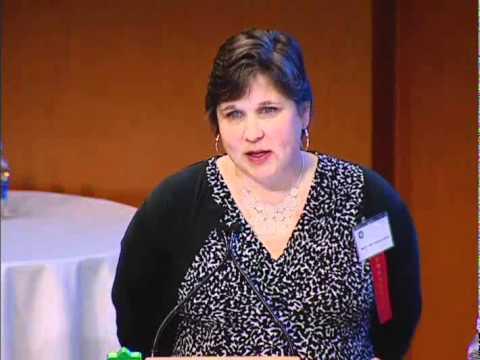 Keynote Address by Mary Avery - VOC 2012