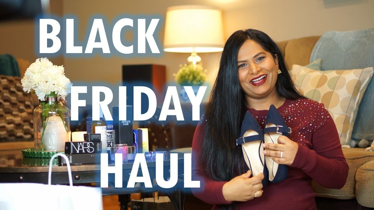 d105e76be Black Friday Haul | Tommy Hilfiger, Fossil, Nine West, Target and More |  2017 | Hindi