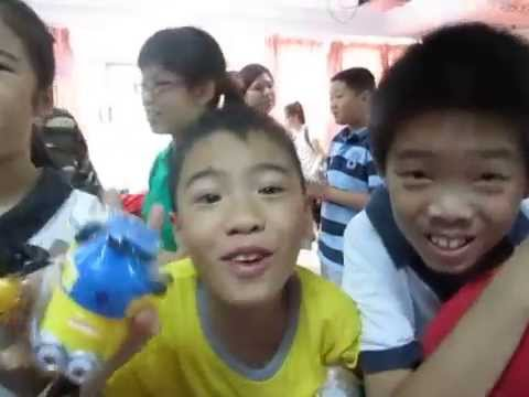 School in Guangzhou :)
