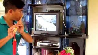 Chôm Chôm Lý Qua Phà - Sáo Trúc Thành Lộc