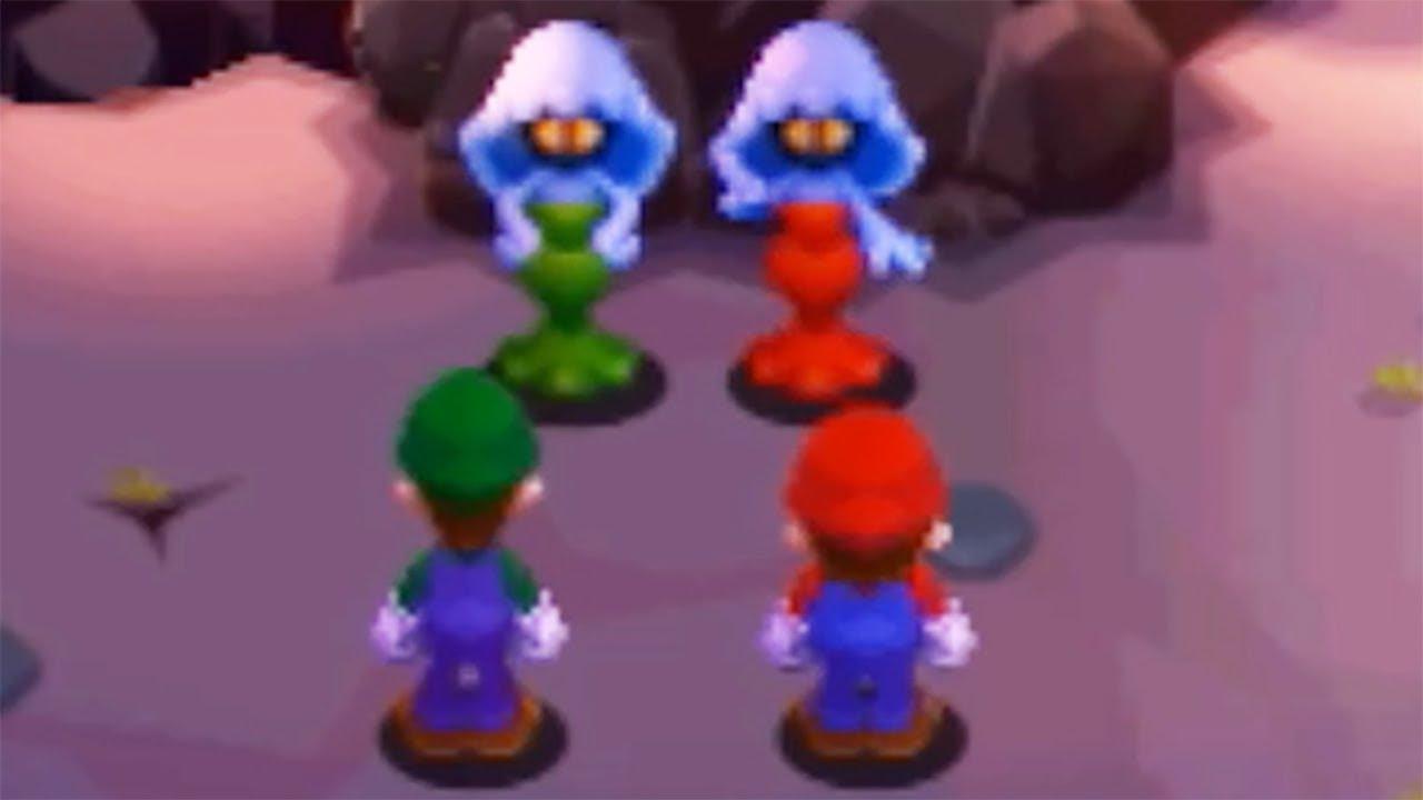 Mario Luigi Superstar Saga Bowser S Minions Walkthrough Part 10 Jellyfish Sisters