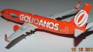 phoenix models boeing 737 809 and boeing 737 8eh gol pr git pr gtf and pr gub
