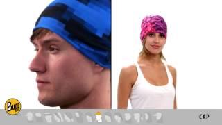 How to Wear Original Buff® Headwear Товар на официальном сайте