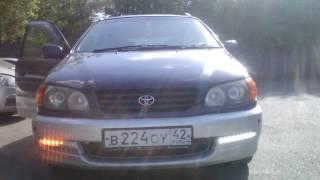 ДХО Toyota Ipsum SXM10