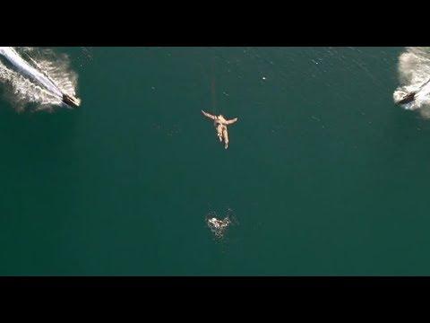 Финальный отрывок, Спасение Ребёнка (Водный Мир/WaterWorld)1995