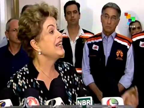 Brazil: Rousseff Says Mining Companies Must Pay For Damages