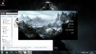 Repeat youtube video How to: Install and crack Skyrim - Razor1911