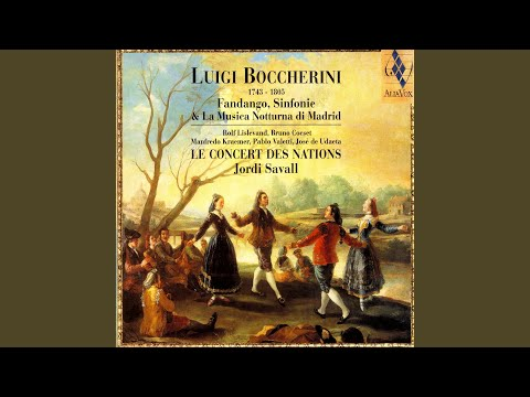 Quintetto in Do Maggiore La Musica Notturna Delle Strade Di Madrid Op. 30, No. 6, G. 324:...