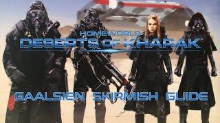 Deserts of Kharak - Skirmish Guide: Gaalsien vs 3 Hard AI