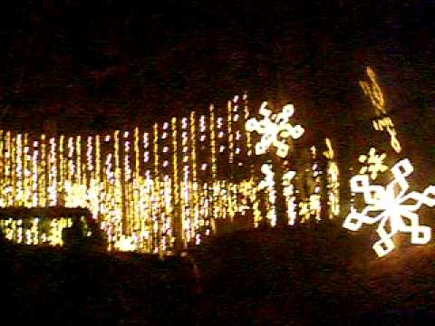 Fantasy in Lights at Callaway Gardens YouTube