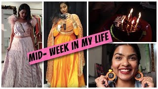 A Mid Week In my Life | Content Ideas for YouTube, Papa's Birthday 🎂