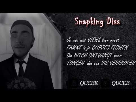 Qucee - Snapking Diss (prod. Keyser Soze)