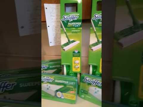 Kroger's Buy 5 Save 5 Swiffer Sweeper /family Dollar